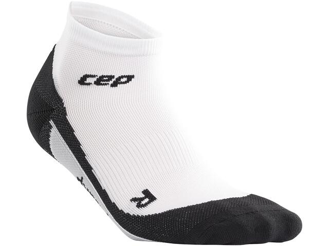 cep Dynamic+ Low Cut Socks Men white/black